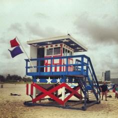 USA beach Miami - Wundertute