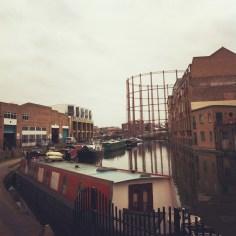 Broadway Canal Londres - Wundertute