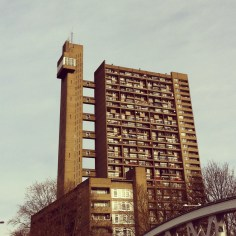 Brutalisme Londres - Wundertute