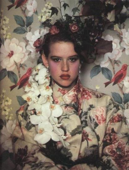 6 - Molly Ringwald by Sheila Metzner