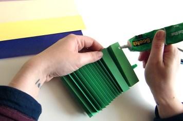 DIY - Cocarde papier collage - Wundertute