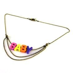 collier baby Tchiki Boum - Wundertute