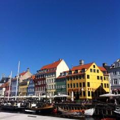 nyhavn Copenhague - Wundertute