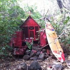 saint expedit cascade La Reunion - Wundertute