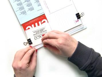 DIY - cadre sur mesure MT- wundertute