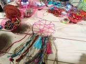 atelier diy attrape reve enfant - wundertute