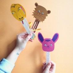 Atelier animaux animes - wundertute