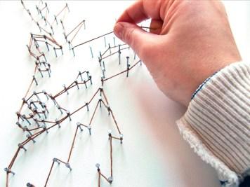 DIY - tableau au fil 12 - wundertute