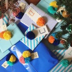 paquets cadeaux - wundertute
