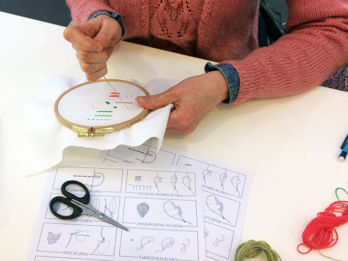 gamme 2 stage broderie manufacture roubaix - wundertute
