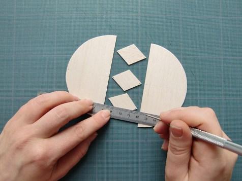 DIY mobile geometrique 7 C - wundertute