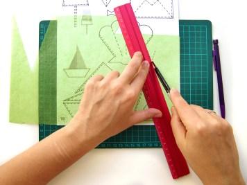 1 - DIY - mobile ete enfants - wundertute - coupe papier vitrail