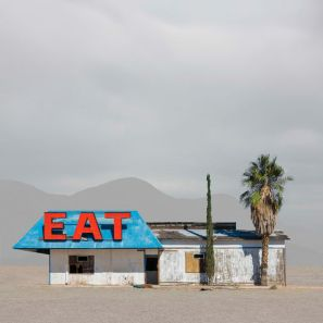 abandoned restaurant victorville california - ed freeman