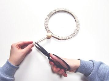 DIY - macrame cercle - A6b