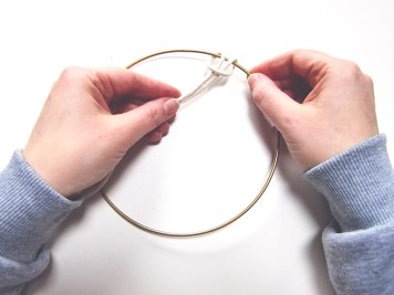 DIY - macrame cercle - B1b