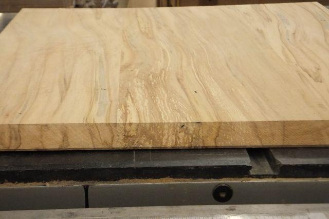 Straightening Bowed Board