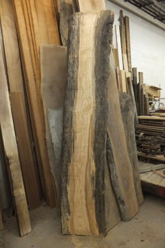 WunderWoods river recovered spalted maple live natural edge slabs 2