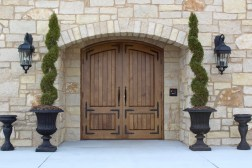 WunderWoods white oak doors Silver Oaks