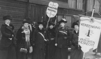 The Netherlands – Women's Suffrage – Right to Vote