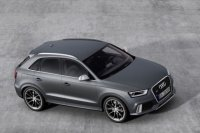 Audi RS Q3 - Standaufnahme Audi RS Q3 Farbe: Daytonagrau ...