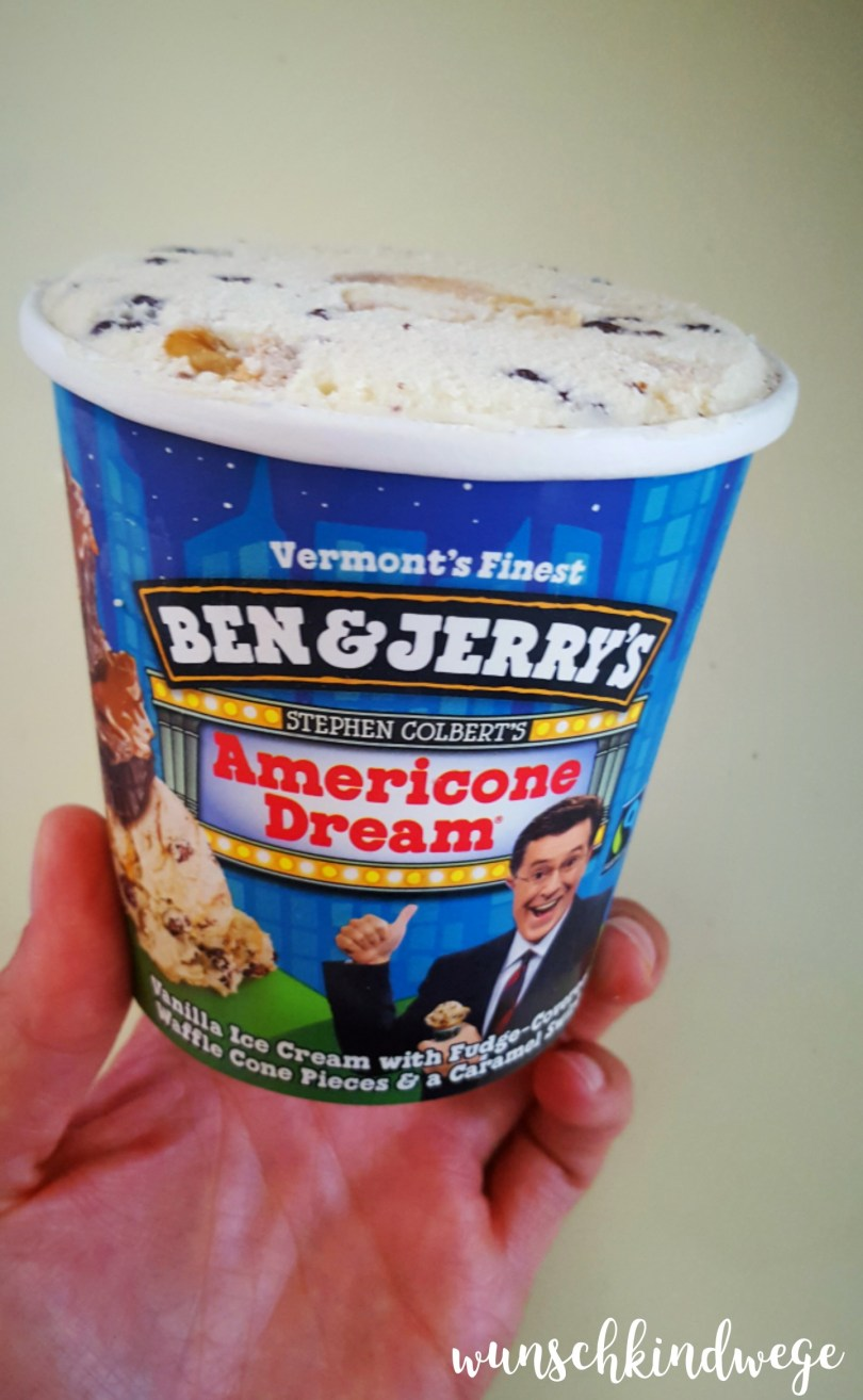 Ben & Jerry's Americone Dream Lauderdale-by-the-Sea