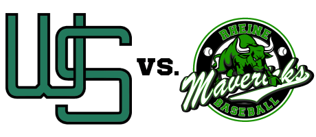 Baseball - Wuppertal Stingrays vs Rheine Mavericks