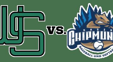 Herren 2 – Stingrays 2 vsChipmunks 2