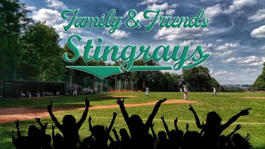 Stingrays Family & Friends Day 2019