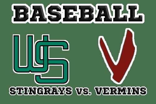Baseball Wuppertal Stingrays versus Wesseling Vermins