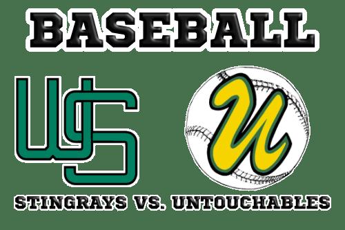 Baseball Wuppertal Stingrays versus Untouchables Paderborn