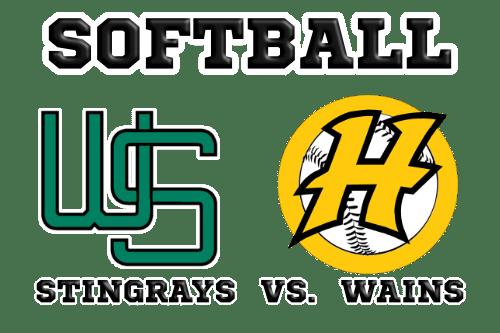Softball Wuppertal Stingrays versus Hilden Wains