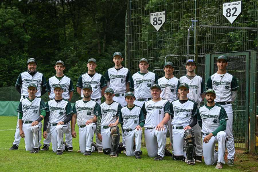 Wuppertal Stingrays Herren 1