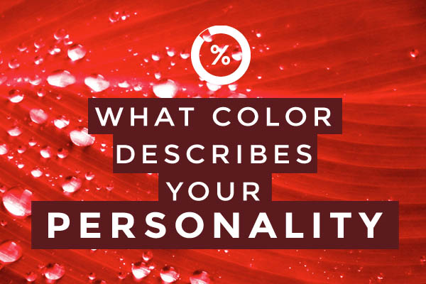 Color quiz test: What color describes your personality? | Wuppsy.com