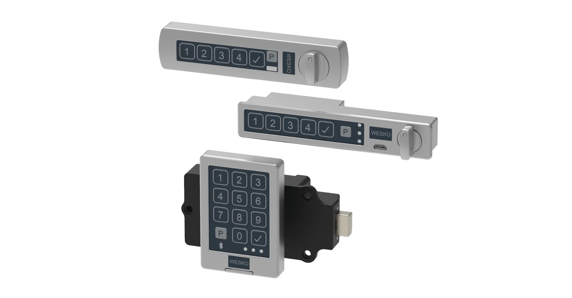 Superieur Electronic Locks For Office Furniture