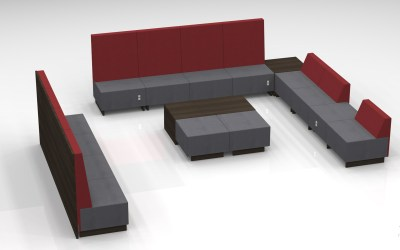 Client-focused: würk Lounge tailor made to client needs