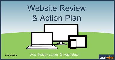 LinkedIn Lead Generation Website Review Action Plan