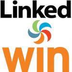 LinkedWin Logo - LinkedIn Tips from Wurlwind