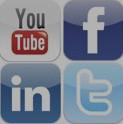 Social Selling LinkedIn Twitter Facebook Youtube