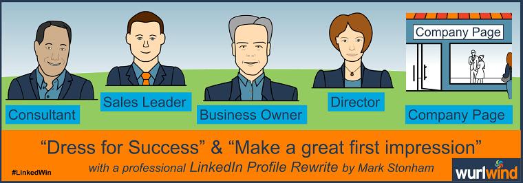 LinkedIn Profile Rewrite Banner Wurlwind LinkedWin 760x280