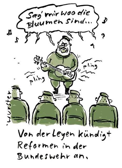 Bundeswehr Reformen Rechtsextremismus Franco A.