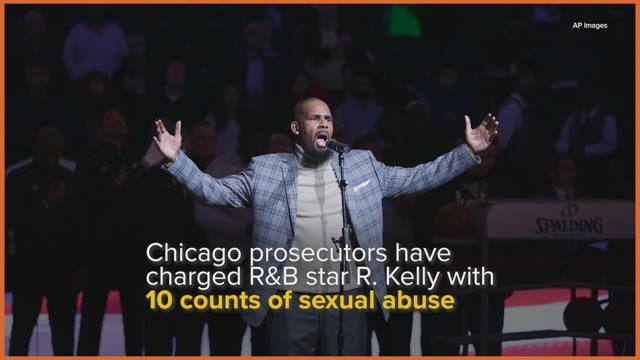 R Kelly Springfield Il