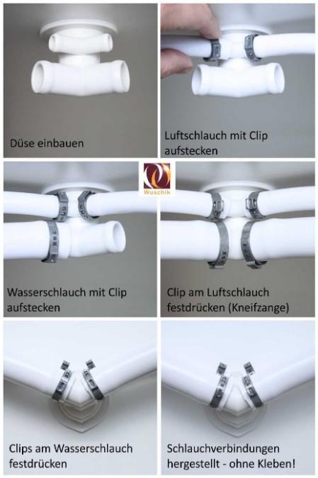 Wassersysteme Whirlwanne und Whirlpool  Wuschik Wellness