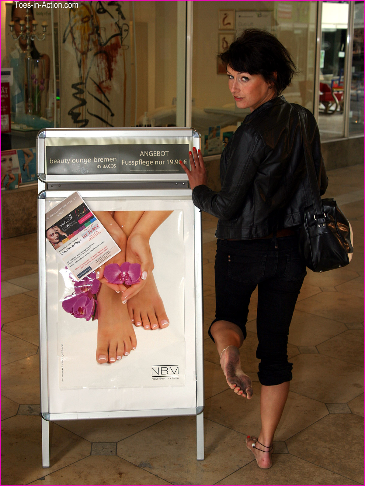Wus Feet Links  Dirty Soles Shopping Spree