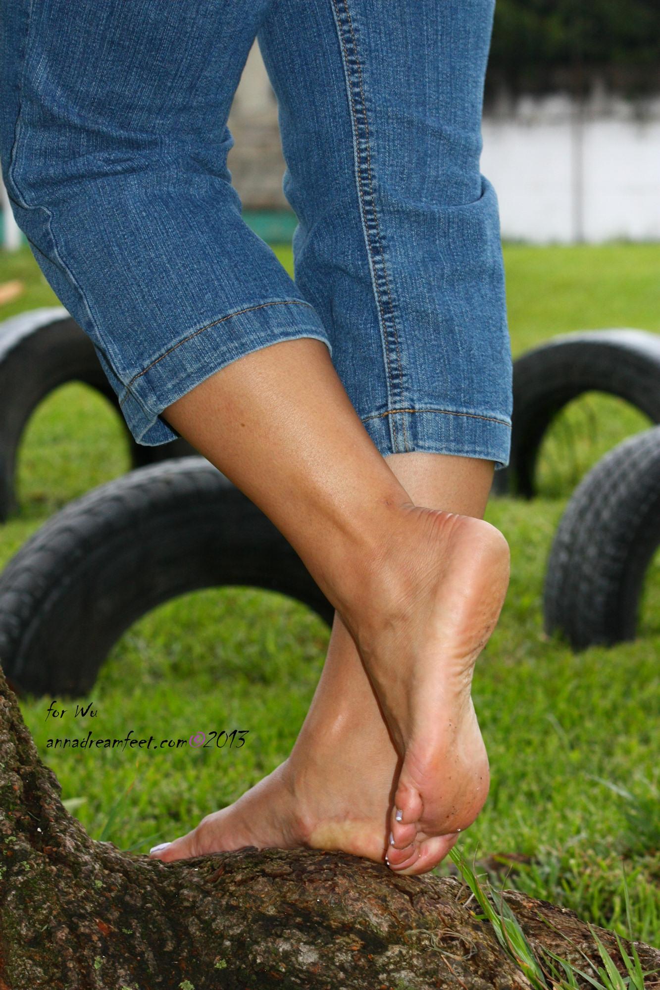 Wus Feet Links  Annas Dream Feet