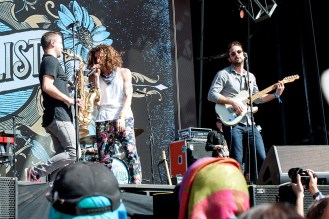 The Revivalists at Okeechobee Music Festival