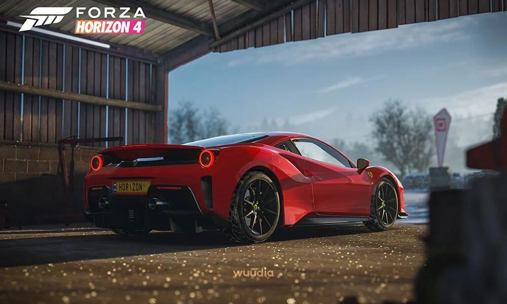 Forza Horizon 4 Steam'e Geliyor