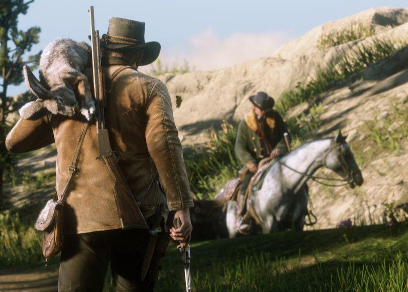 Red Dead Redemption 2 avlanma rehberi