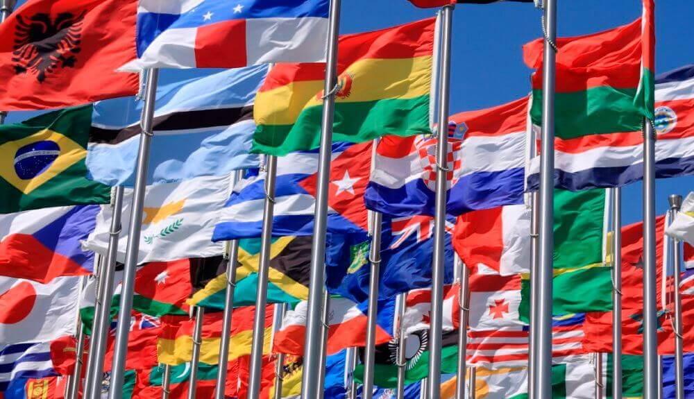 Ülke Bayraklarını Ne Kadar İyi Tanıyorsun