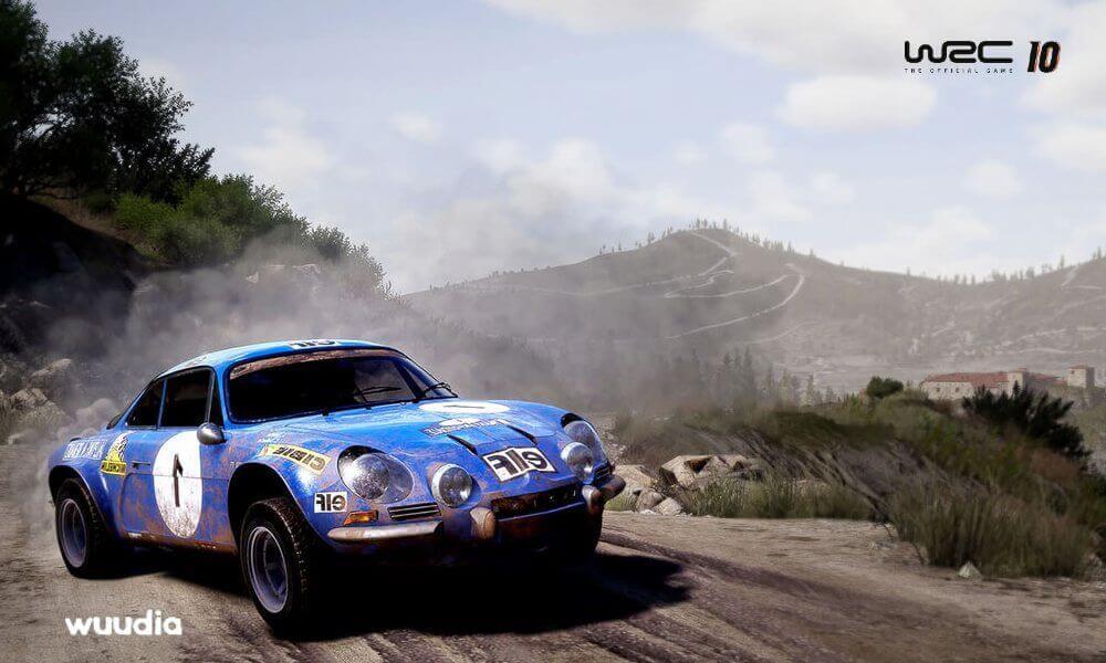 WRC 10 Duyuruldu