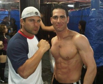 Matt Striker, Israel Joffe